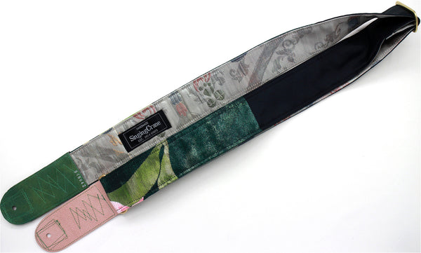 Singing Crane - Beautiful guitar strap - SC819042