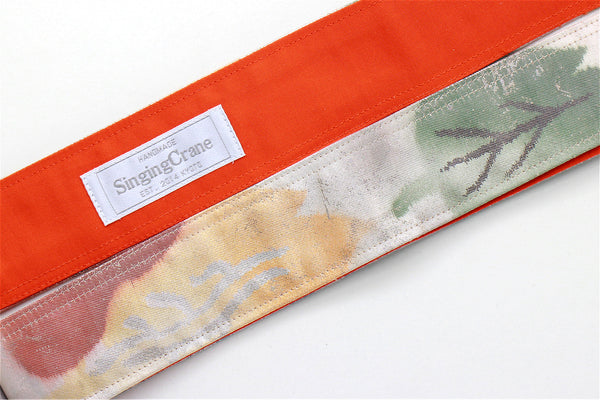 Singing Crane - Beautiful guitar strap - SC819052