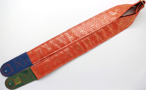 Singing Crane - Beautiful guitar strap - SC819062