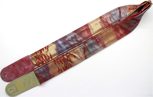 Singing Crane - Beautiful guitar strap - SC819081