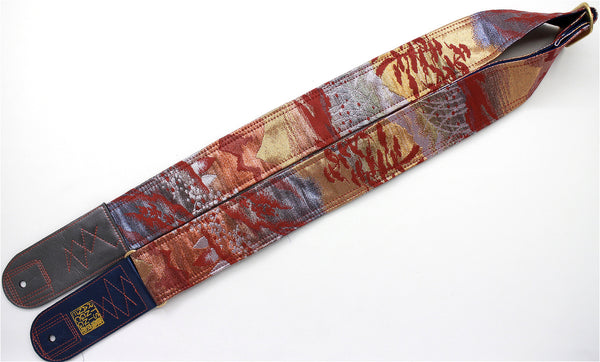 Singing Crane - Beautiful guitar strap - CSC819082