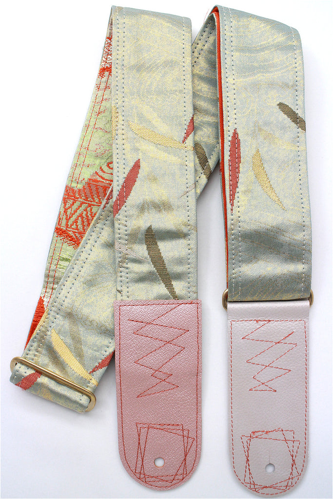 Singing Crane - Beautiful guitar strap - SC819092