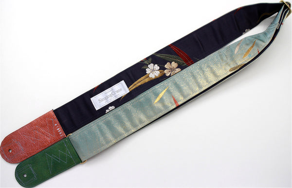 Singing Crane - Beautiful guitar strap - SC819093