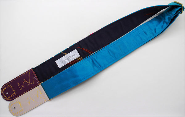 Singing Crane - Beautiful guitar strap - SC819103