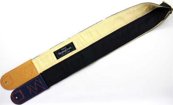 Singing Crane - Beautiful guitar strap - SC819113