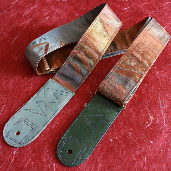 Singing Crane - Beautiful guitar strap - SC819133