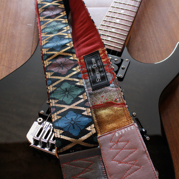 Singing Crane - Beautiful guitar strap - SC819142