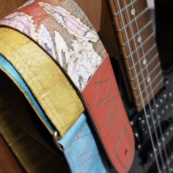 Singing Crane - Beautiful guitar strap - SC819153