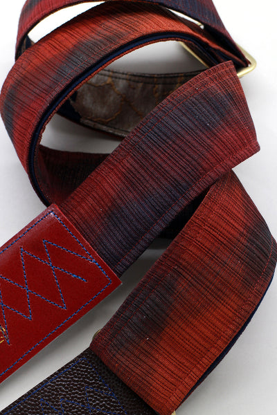Singing Crane - Beautiful guitar strap - SC820011