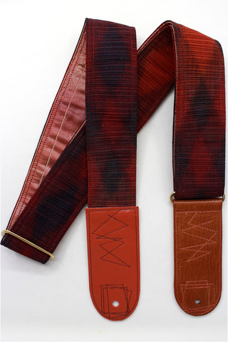 Singing Crane - Beautiful guitar strap - SC820012