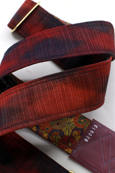 Singing Crane - Beautiful guitar strap - SC820013