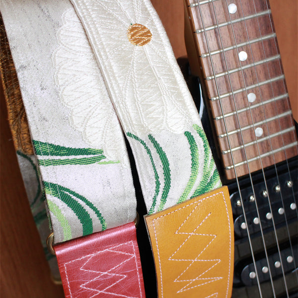 Singing Crane - Beautiful guitar strap - SC820023