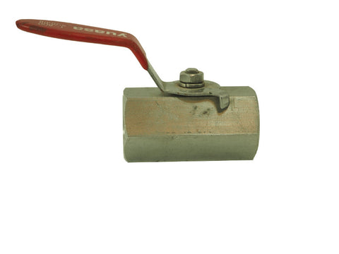 "Hex Ball Valve, 3/4"" - Doc's Cellar"