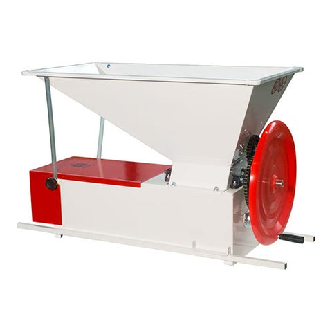Crusher/Destemmer. Manual, Paint Rental
