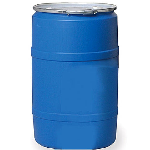 55 Gallon Blue Drum - Doc's Cellar
