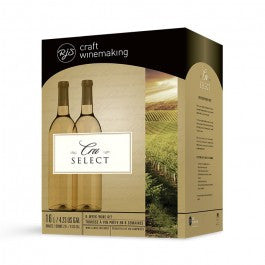 Cru Select Wine Kit - Australian Chardonnay - Doc's Cellar