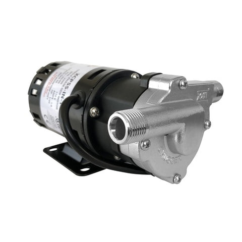 Chugger Pump, X-Dry Series, Stainless Steel Head - Doc's Cellar