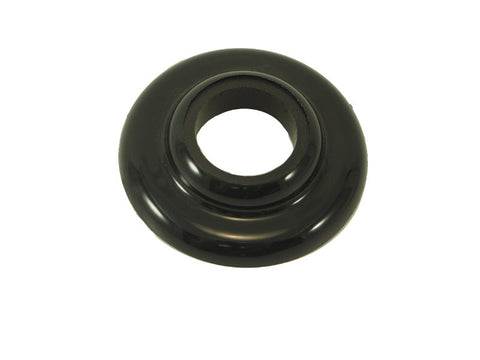 Flange, Black Plastic - Doc's Cellar