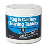 Keg and Carboy Cleaning Tablets - Doc's Cellar