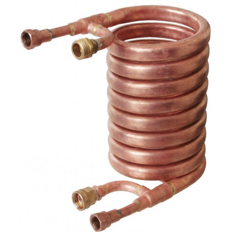 "Wort Chiller, Counterflow w/ 1/2"" FPT - Doc's Cellar"