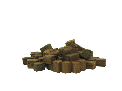 Oak Cubes - American Medium Plus - Doc's Cellar