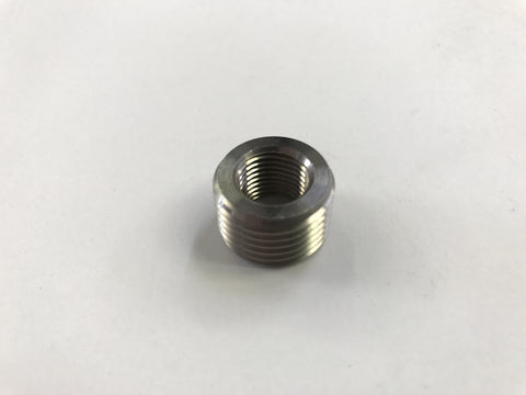"Adapter Bushing - 1/2"" NPT x 1/2-20 UNF - Doc's Cellar"