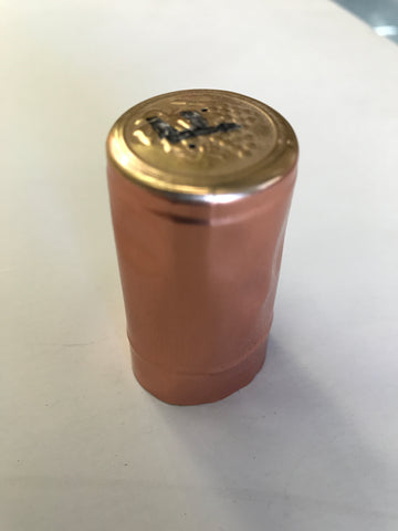 Foil Capsules, Copper - Doc's Cellar