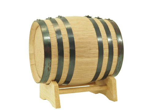 Oak Barrel - 2 liter - Doc's Cellar