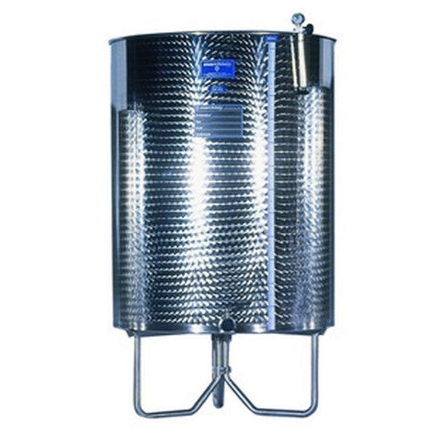 SS Tanks 300L-Floating Lid - Doc's Cellar