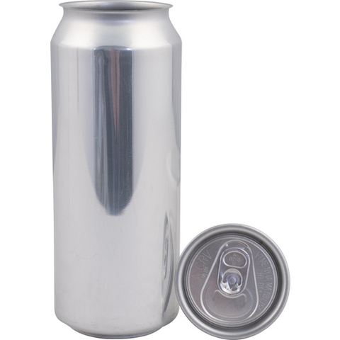 500ml Aluminum Cans - Doc's Cellar