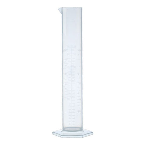 Graduated Cylinder, Plastic, 250ml - Doc's Cellar