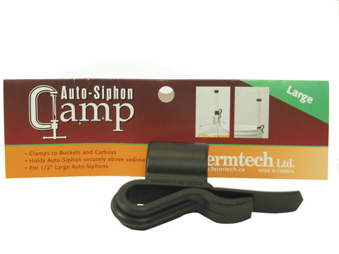 "Auto-Siphon Clamp, 1/2"" - Doc's Cellar"
