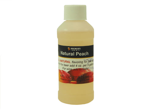 Peach extract - Doc's Cellar