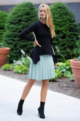 The Infinity Skirt in Mint