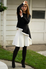 The Alpha Skirt in Winter White - Original Fit