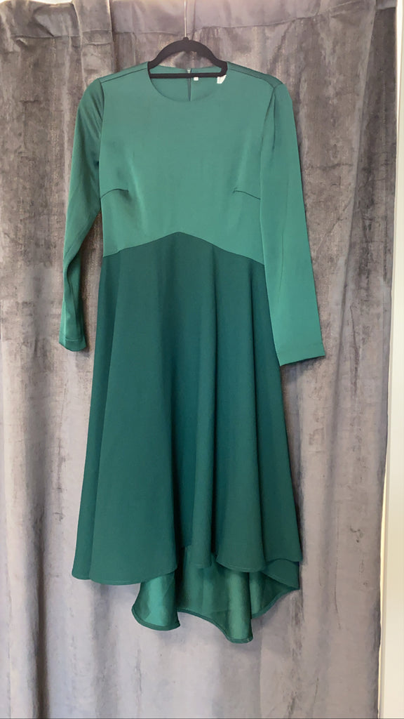 Sample 0012 Emerald Green FINAL SALE