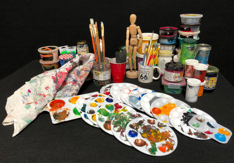 Art Class Group 15/ 264 (90 items)