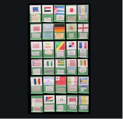 Flag Group 1/ 001-030