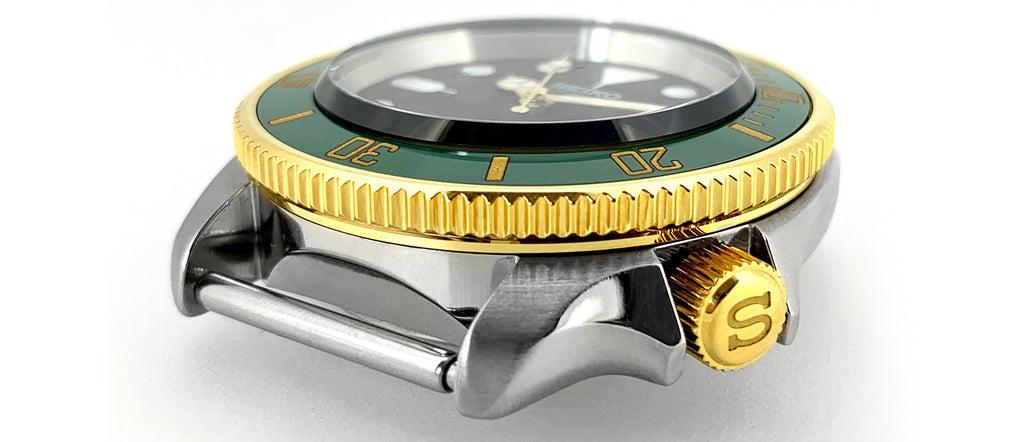 Seiko Mods - Watch Modification Parts - DLW Mod Web Store