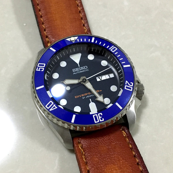 Ceramic Insert - 007 Sub Blue