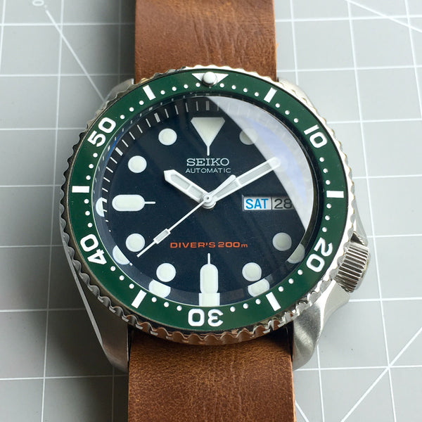 Ceramic Insert - SKX Green