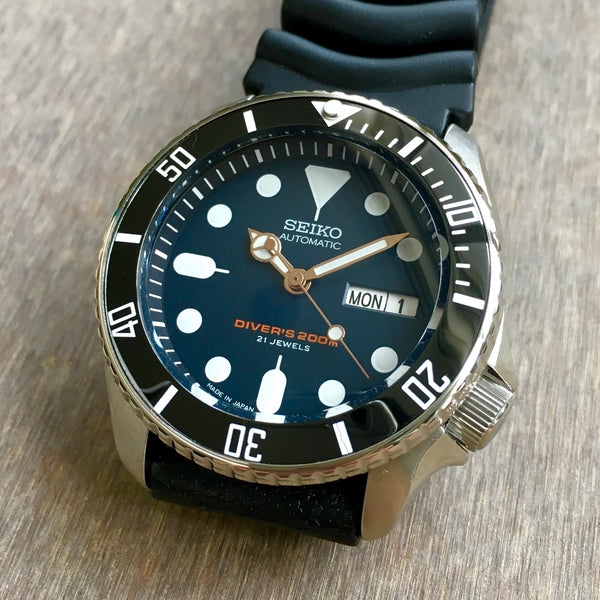 Ceramic Insert - 007 Sub Black
