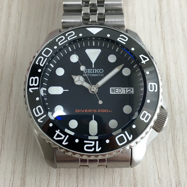 Ceramic Insert - 007 GMT Black