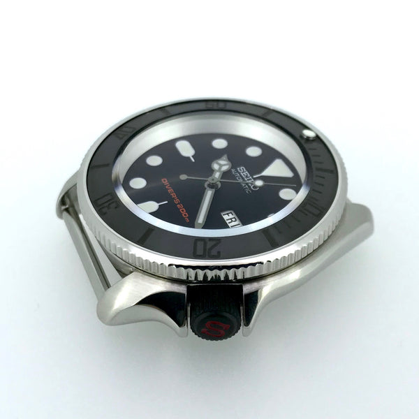 Ceramic Insert - 007 Sub Brushed Stealth