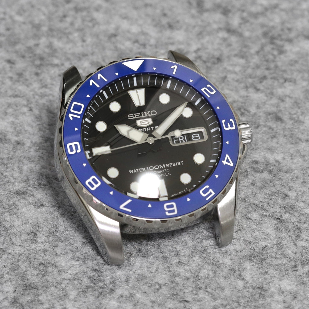 Ceramic Insert - Urchin Dual Time Blue