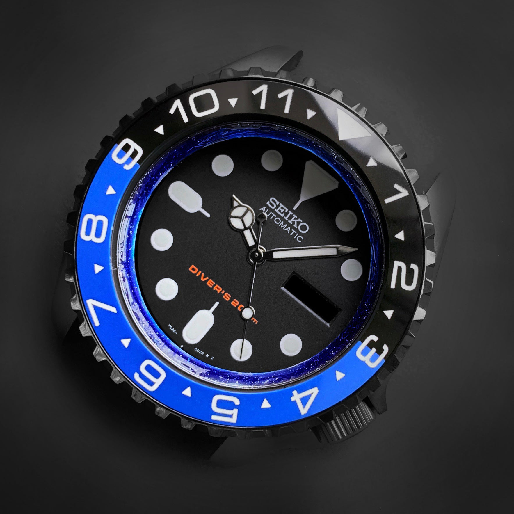 C.R. - SKX007 - Hand Painted Series - Constellation