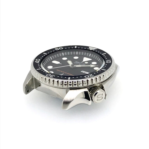 "Crown - SKX007 - Polished Steel - ""S"""