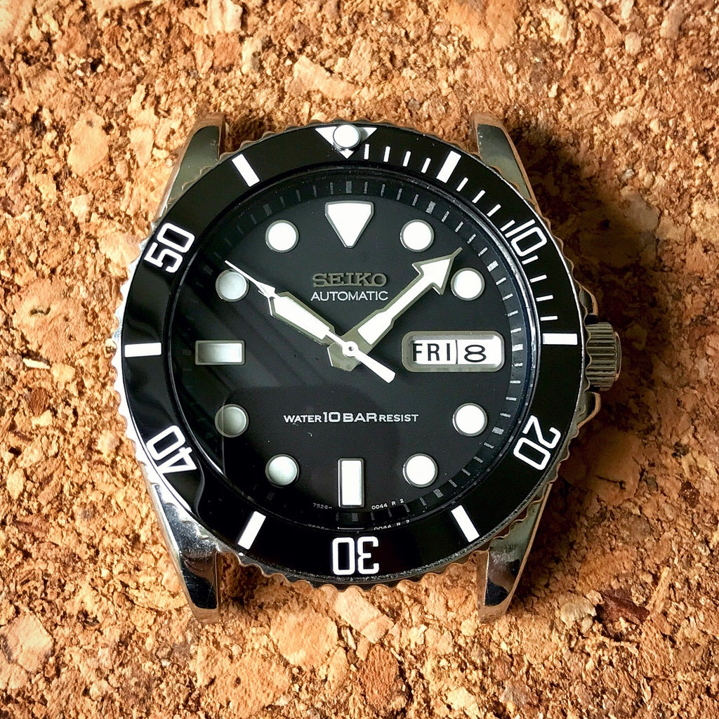 Ceramic Insert - 031 Sub Black