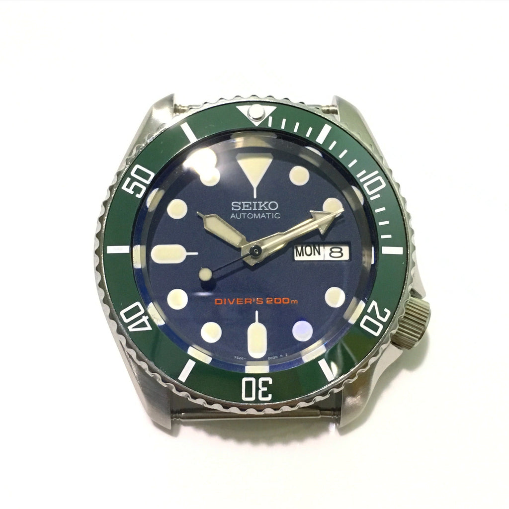 Ceramic Insert - 007 Sub Green