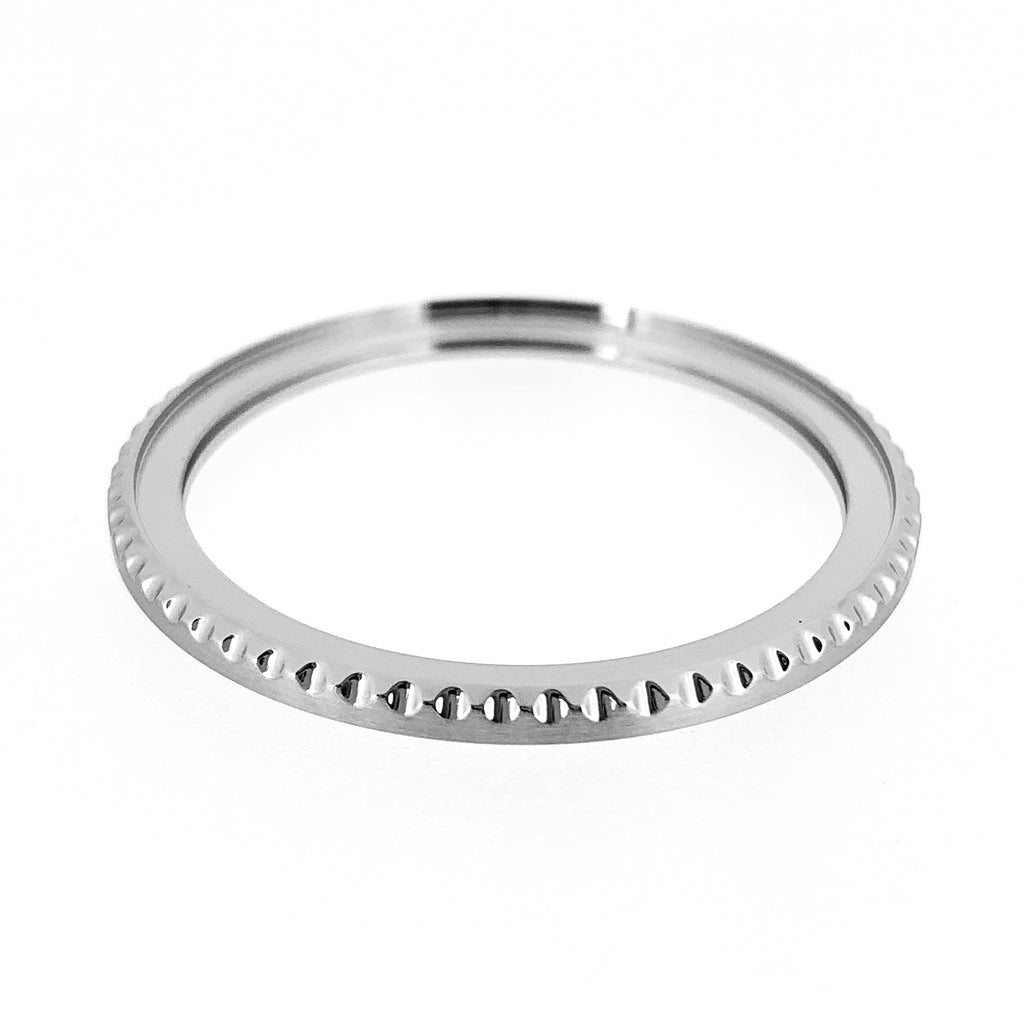Bezel - Urchin Deep Sea - Polished Steel